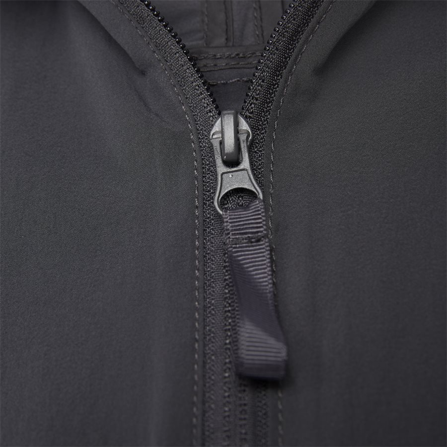 PHIL - Phil Track Top - Jakker - Regular - DARK GREY - 7